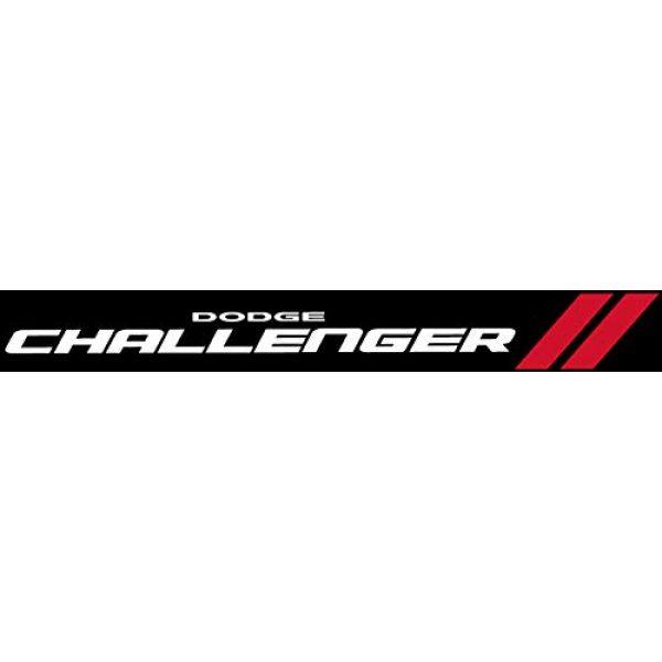 JH DESIGN GROUP Graphic Tshirt 3 JH Design Men's Dodge Challenger T-Shirt Short Sleeve Black Crew Neck Shirt