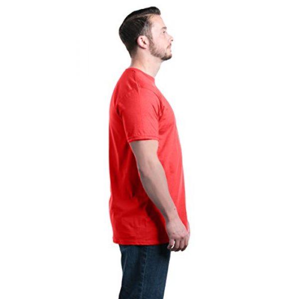 Shop4Ever Graphic Tshirt 2 Tuxedo Christmas Costume T-Shirt Xmas Shirts