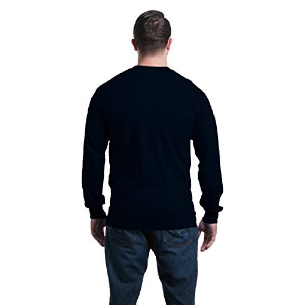Shop4Ever Graphic Tshirt 4 Trump 2020 American Flag Long Sleeve Shirt Political Shirts