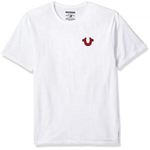 True Religion Graphic Tshirt 1 Men's Buddha Logo Short Sleeve Tee2