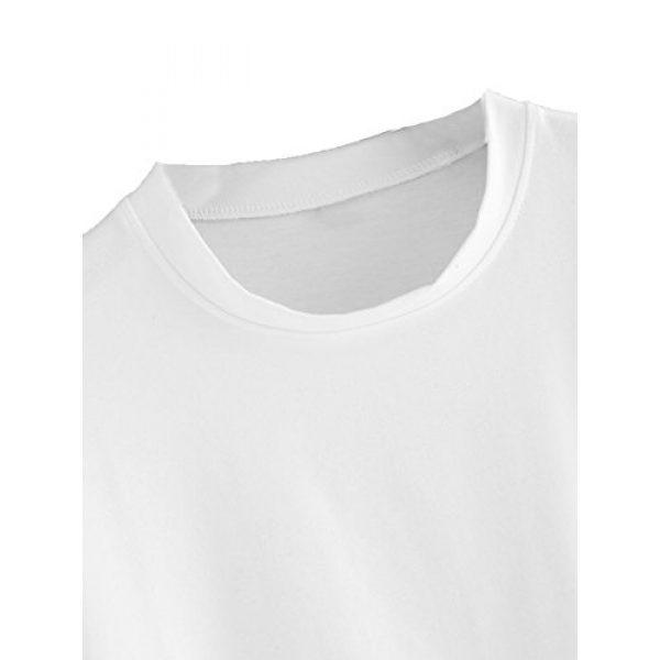 SweatyRocks Graphic Tshirt 3 Women's Casual Short Sleeve Crew Neck Basic Crop Top T Shirts