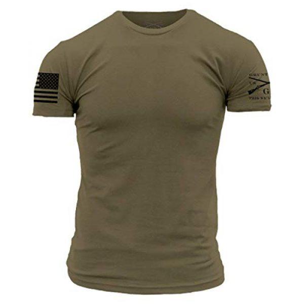 Grunt Style Graphic Tshirt 1 Basic Men's T-Shirt