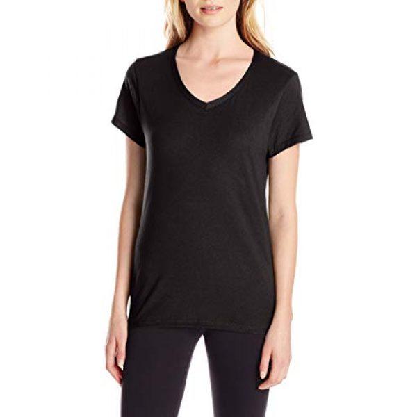 Hanes Graphic Tshirt 2 Women's X-Temp V-Neck Tee
