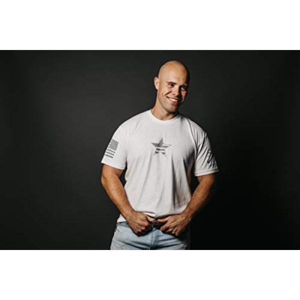 Grunt Style Graphic Tshirt 2 Basic American Star - Men's T-Shirt