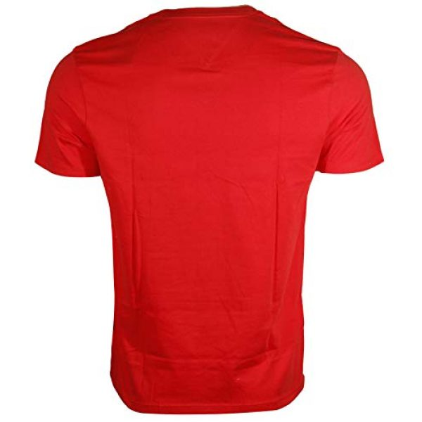 Tommy Hilfiger Graphic Tshirt 2 Men's V-Neck Classic Fit Logo T-Shirt