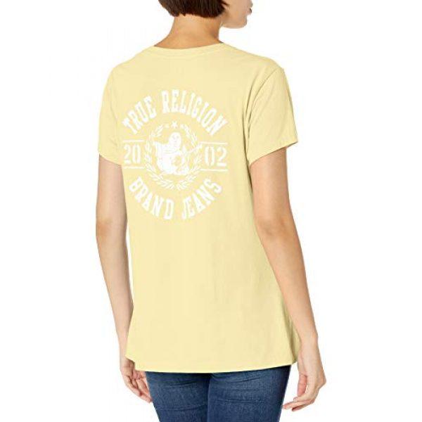 True Religion Graphic Tshirt 2 Women's Logo Graphic Short Sleeve Tee