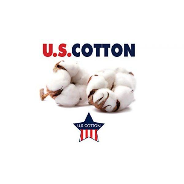 Shaka Wear Graphic Tshirt 2 Men's T Shirt - Max Heavyweight Cotton Short Sleeve Crew Neck Plain Tee Top Tshirts Regular Big Tall Size S-7XL