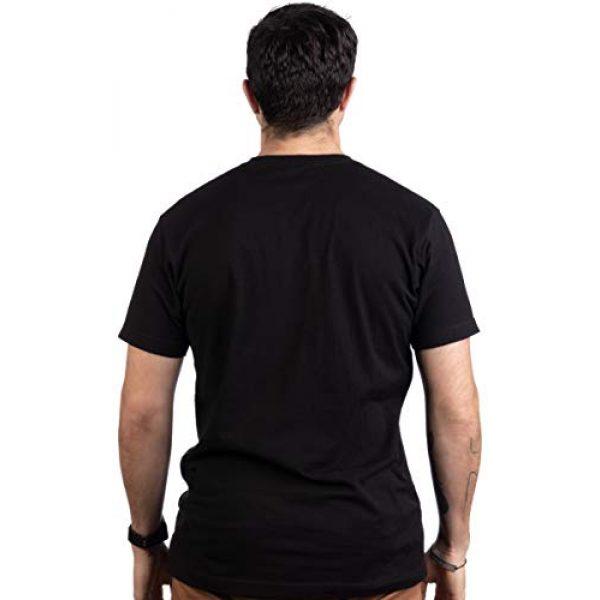 Ann Arbor T-shirt Co. Graphic Tshirt 3 Skeleton Rib Cage | Jumbo Print Novelty Halloween Costume Unisex T-Shirt