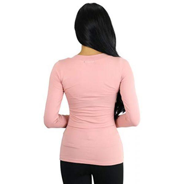 ToBeInStyle Graphic Tshirt 3 Women's Long Sleeve V-Neck T-Shirt