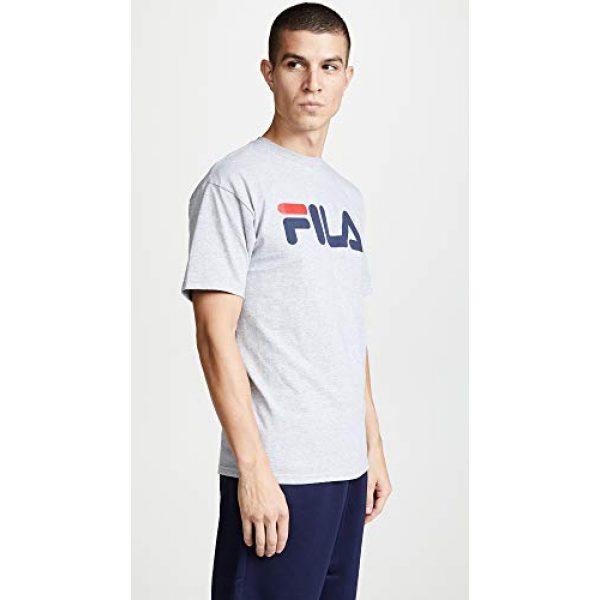 Fila Graphic Tshirt 4 Men's Printed Tee