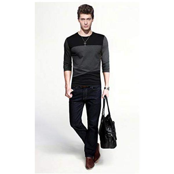 FRTCV Graphic Tshirt 4 Mens Short Sleeve T-Shirt Casual Tops Tee Classic Fit Basic Shirts