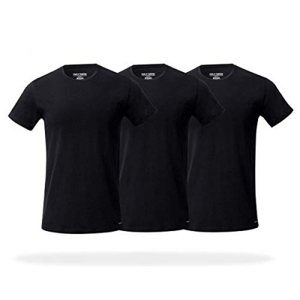 Pair of Thieves Graphic Tshirt 1 Men's Slim Fit Crew Neck T-Shirts, 3 Pack Super Soft Tees, AMZ Exclusive