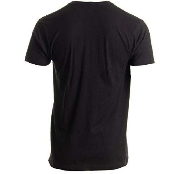 Ann Arbor T-shirt Co. Graphic Tshirt 2 Wolf Shadow Puppet | Unique Moon Outdoor Hike Camp Funny Fun Men Women T-Shirt