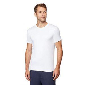 32 DEGREES Graphic Tshirt 1 Mens Cool Solid Crew Neck Tee Shirt
