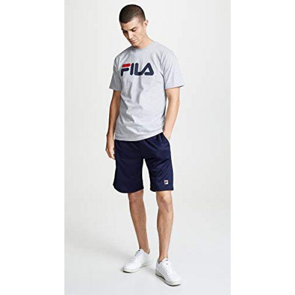 Fila Graphic Tshirt 5 Men's Printed Tee