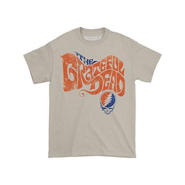 Liquid Blue Graphic Tshirt 3 Men's The Grateful Dead T-Shirt