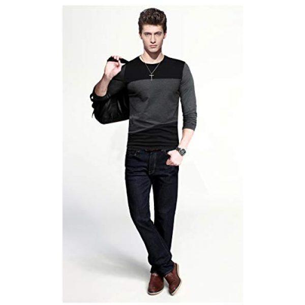 FRTCV Graphic Tshirt 5 Mens Short Sleeve T-Shirt Casual Tops Tee Classic Fit Basic Shirts