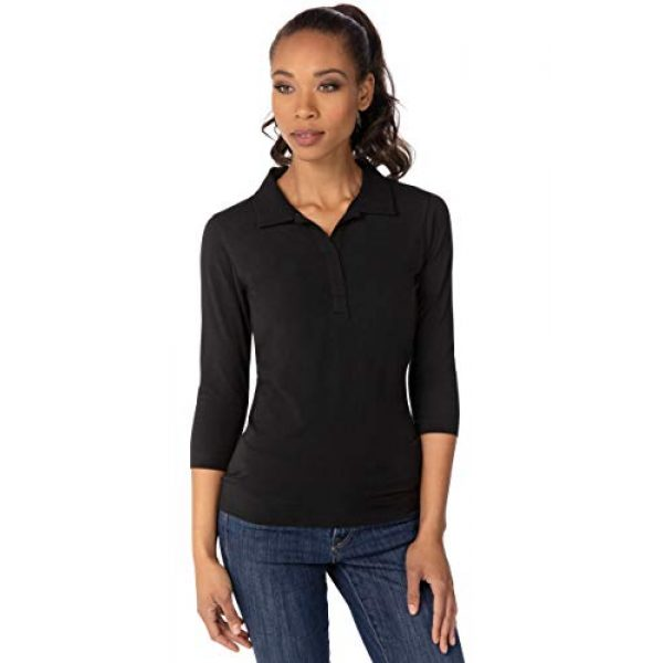Chef Works Graphic Tshirt 1 Women's Definity Knit Shirt