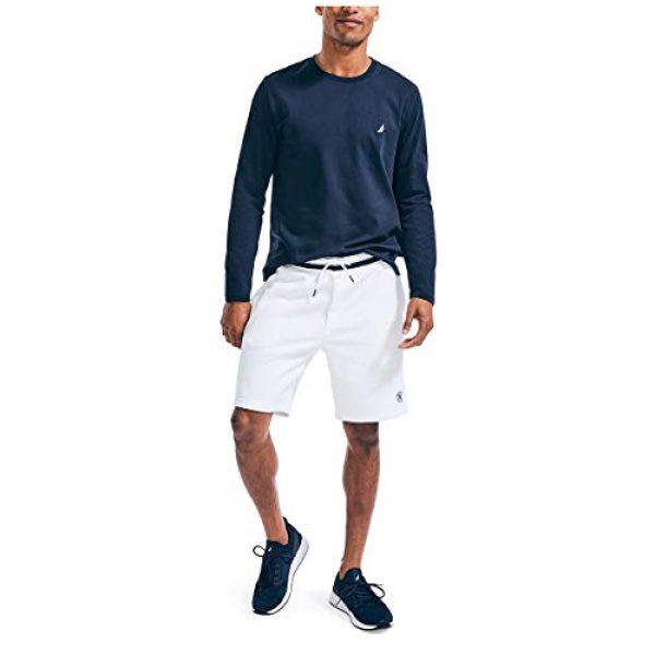 Nautica Graphic Tshirt 2 Men's J-Class Logo Long Sleeve T-Shirt