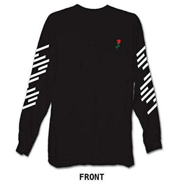 Riot Society Graphic Tshirt 2 Men's Long Sleeve Graphic Fashion T-Shirt
