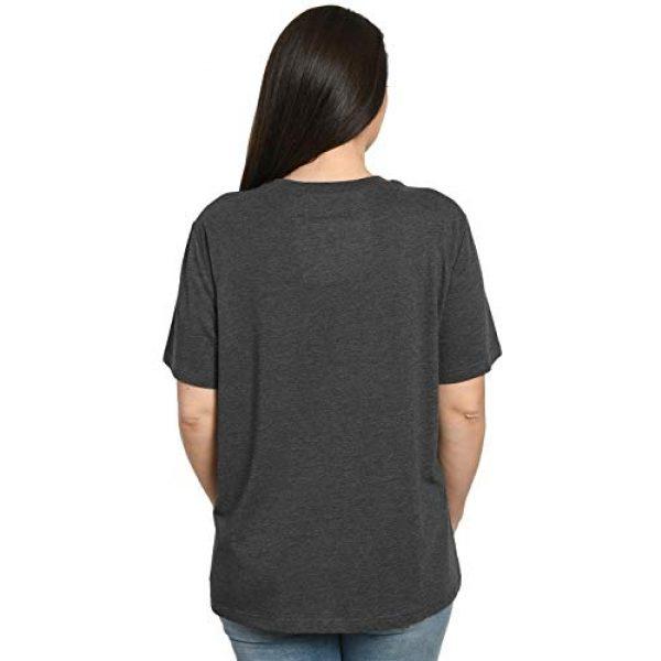 DC Comics Graphic Tshirt 2 Womens Plus Size T-Shirt Wonder Woman Logo Print