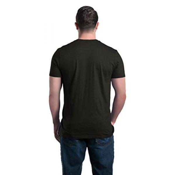 Shop4Ever Graphic Tshirt 3 White Tie Suit T-Shirt Tuxedo Shirts