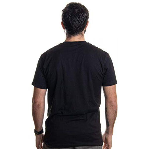Ann Arbor T-shirt Co. Graphic Tshirt 4 Paw Print Line Art   Artistic Illustration Nature Men Women Dog Cat Cool T-Shirt
