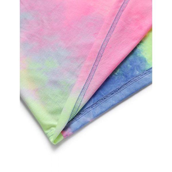 ROMWE Graphic Tshirt 6 Women's Loose Long Sleeve Comfy Swing Tunic Top Blouse T-Shirt Tee Tshirt