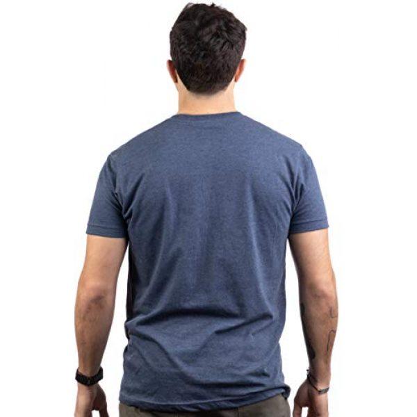 Ann Arbor T-shirt Co. Graphic Tshirt 4 Acoustic Guitar Moonrise | Guitarist Musician Music Player for Man Woman T-Shirt