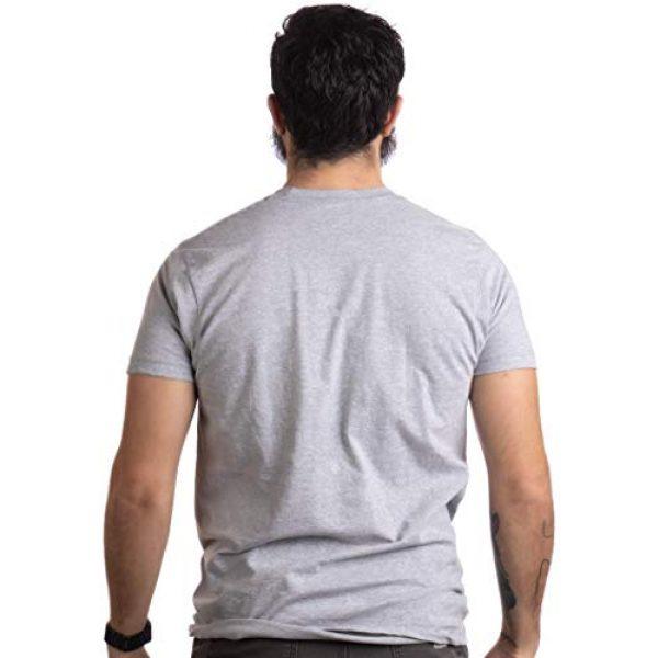 Ann Arbor T-shirt Co. Graphic Tshirt 4 Dinosaur Species | Dino Fan Party Costume T-Rex Raptor Shirt Men Women T-Shirt