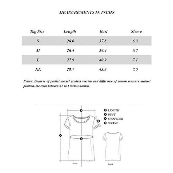 UNIQUEONE Graphic Tshirt 7 Baseball Mom T-Shirt Women Letter Print Funny Tops Short Sleeve Casual Tee