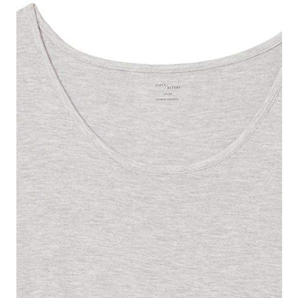 Daily Ritual Graphic Tshirt 6 Amazon Brand - Daily Ritual Women's Jersey Short-Sleeve Scoop-Neck Longline T-Shirt