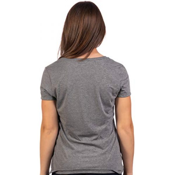 Ann Arbor T-shirt Co. Graphic Tshirt 4 Still Plays Outside | Funny Cool Camping Hiking Camp Hike Women Outdoors Shirt Top