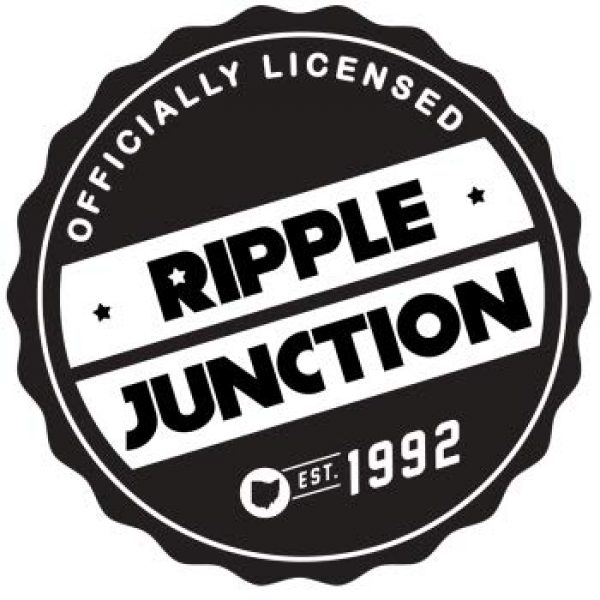 Ripple Junction Graphic Tshirt 5 The Office Dunder Mifflin Vintage Adult T-Shirt