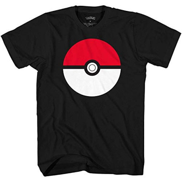 Pokemon Graphic Tshirt 1 Men's Pok©mon Pok© Ball Icon Trainer T-Shirt
