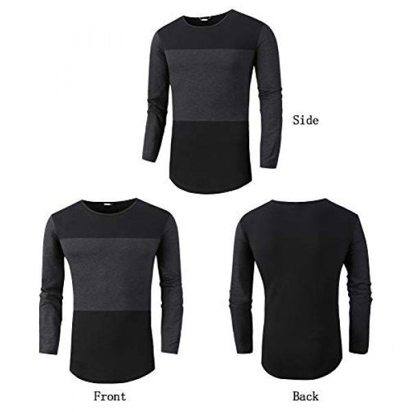 FRTCV Graphic Tshirt 3 Mens Short Sleeve T-Shirt Casual Tops Tee Classic Fit Basic Shirts