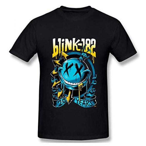 ZhanGYG322 Graphic Tshirt 1 Casual Blink 182 EU Deck T Shirts for Men