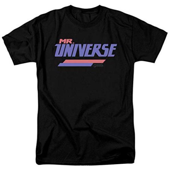 Popfunk Graphic Tshirt 1 Steven Universe Mr. Universe Cartoon Network T Shirt & Stickers