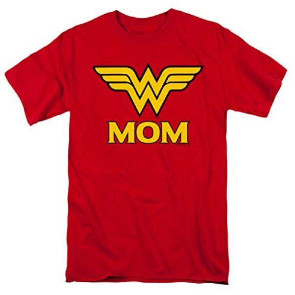 Popfunk Graphic Tshirt 1 Wonder Woman Wonder Mom DC Comics T Shirt & Stickers