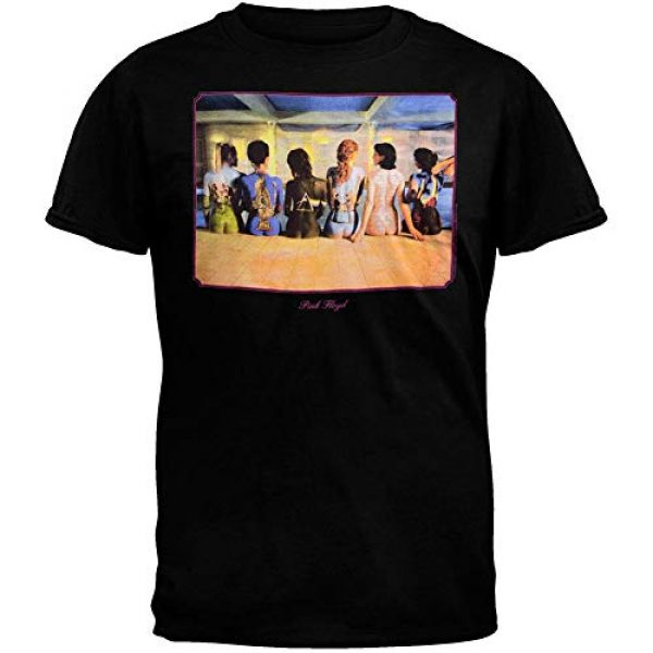 Old Glory Graphic Tshirt 1 Pink Floyd - Back Catalogue T-Shirt