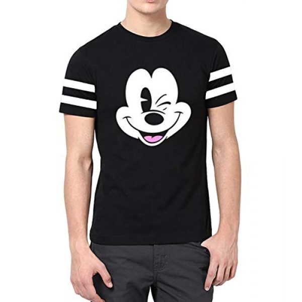Miracle TM Graphic Tshirt 2 Minnie Shirts for Women - Men Mickey Graphic Tees Gifts T Shirt