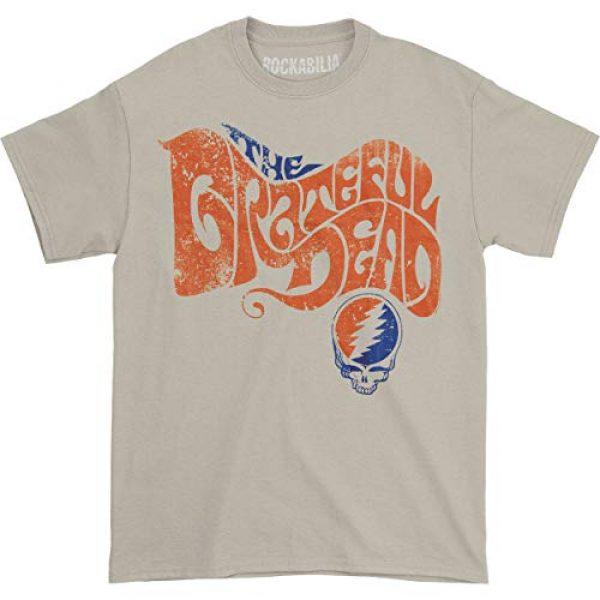 Liquid Blue Graphic Tshirt 1 Men's The Grateful Dead T-Shirt