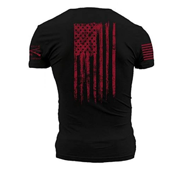 Grunt Style Graphic Tshirt 1 Ink of Liberty Men's T-Shirt