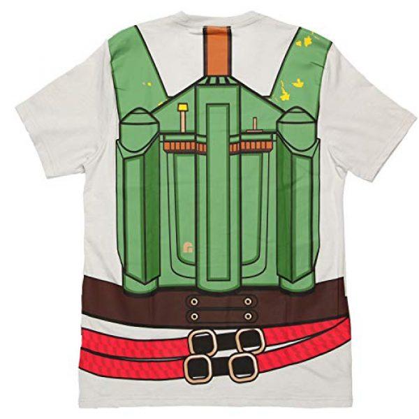 Star Wars Graphic Tshirt 2 Character Costume Adult T-Shirt