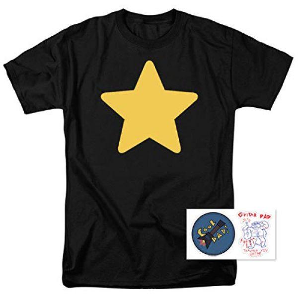 Popfunk Graphic Tshirt 2 Steven Universe Greg Star Cartoon Network T Shirt & Stickers
