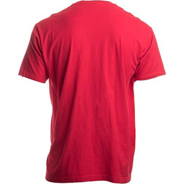 Ann Arbor T-shirt Co. Graphic Tshirt 2 Santa Claus Costume   Jumbo Print Novelty Christmas Holiday Humor Unisex T-Shirt