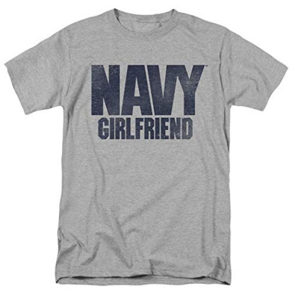 Popfunk Graphic Tshirt 1 U.S. Navy Girlfriend T Shirt & Stickers
