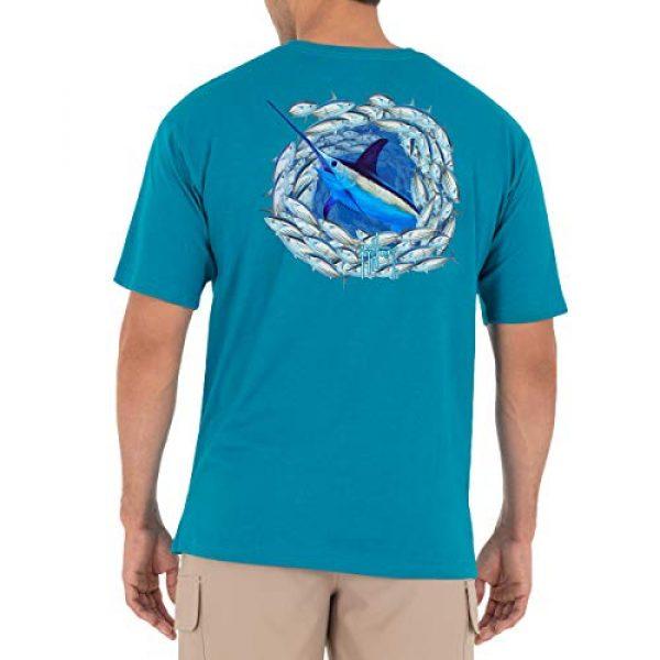 Guy Harvey Graphic Tshirt 1 Mens Freshwater Fish Collection Short Sleeve T-Shirt