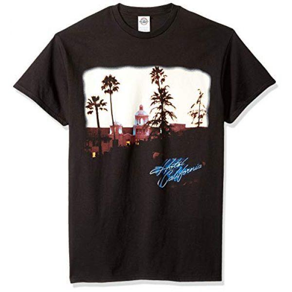 FEA Graphic Tshirt 1 Men's Eagles Hotel California Short Sleeve T-Shirt