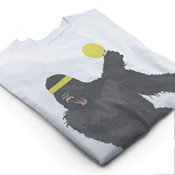 ChalkTalkSPORTS Graphic Tshirt 4 King Pong T-Shirt   Vintage Faded Ping Pong T-Shirt   Adult Sizes